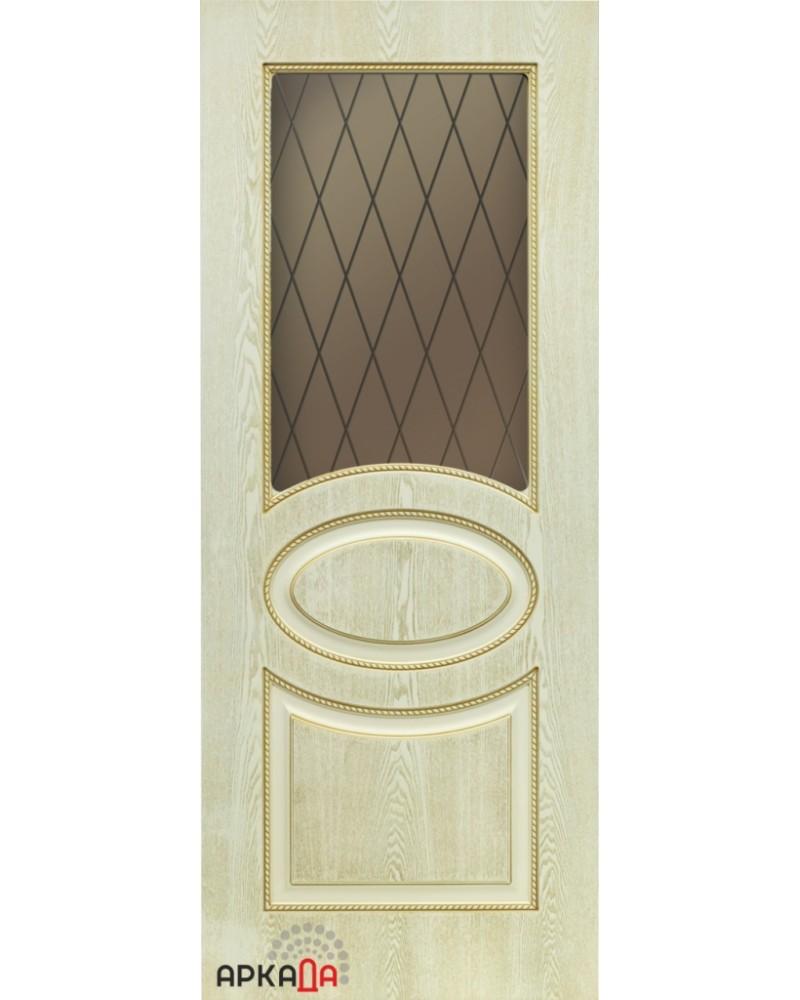 Дверь межкомнатная К-1 ДО