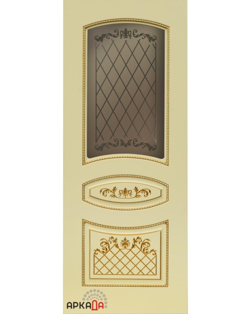 Дверь межкомнатная К-3 ДО