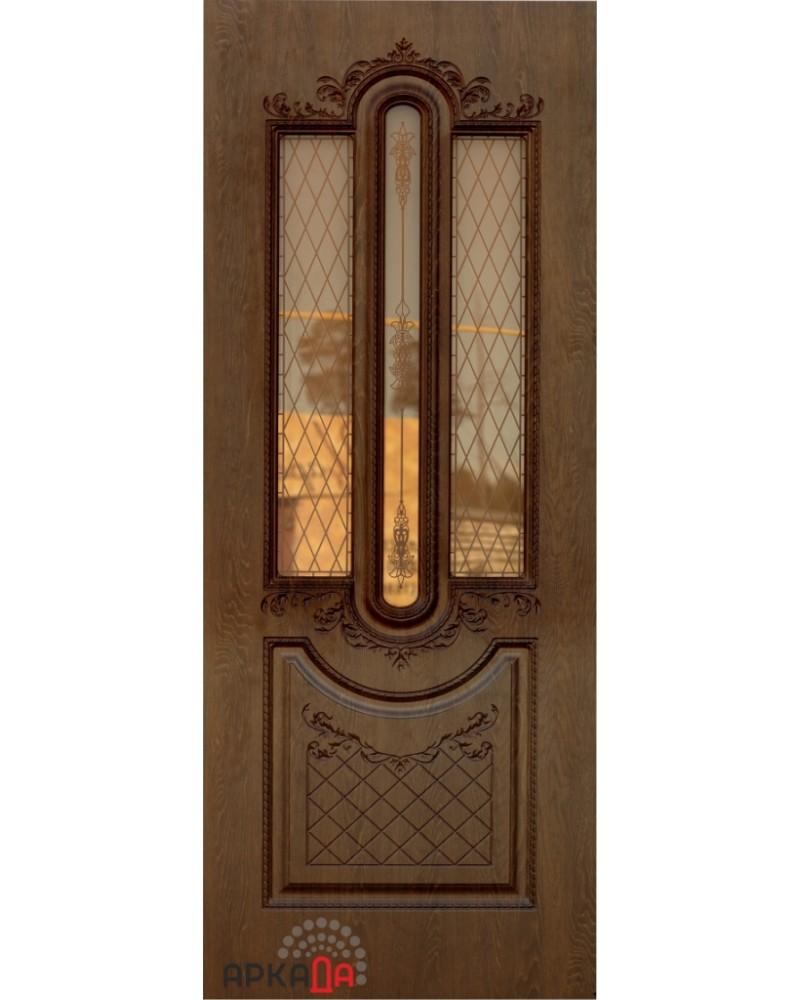 Дверь межкомнатная К-4 ДО