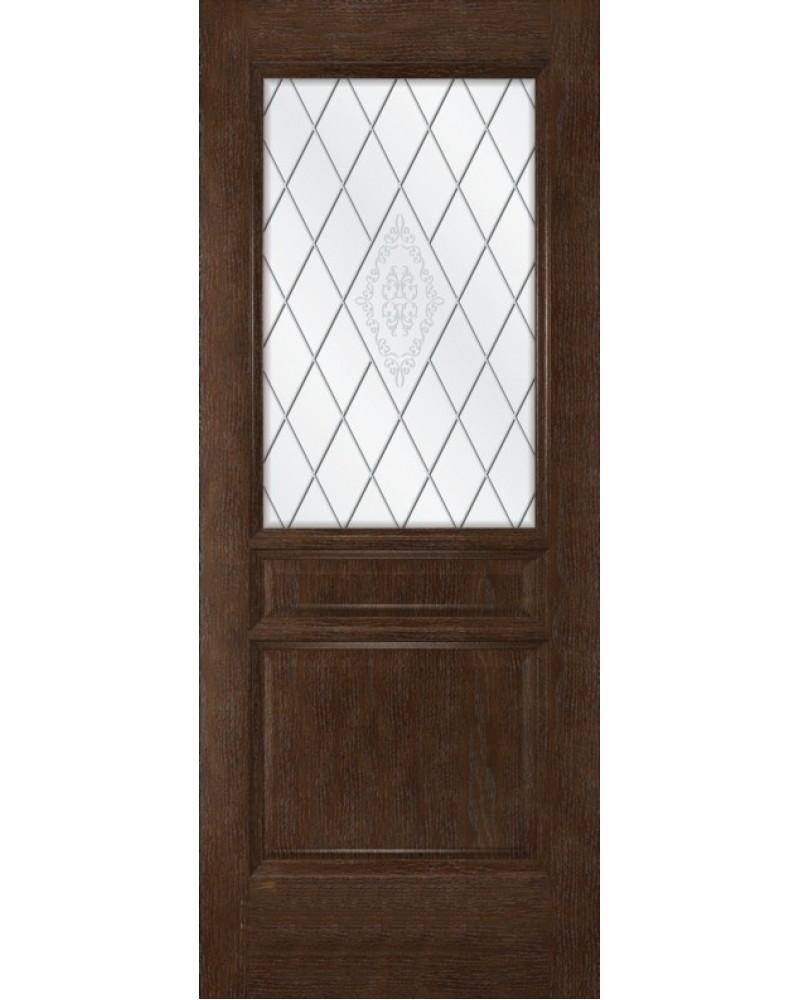 Межкомнатная дверь Кантри ДО